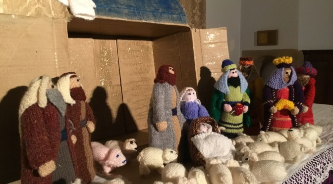 The Knitivity Challenge