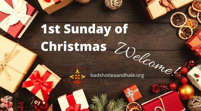 Sunday Services – 27th December