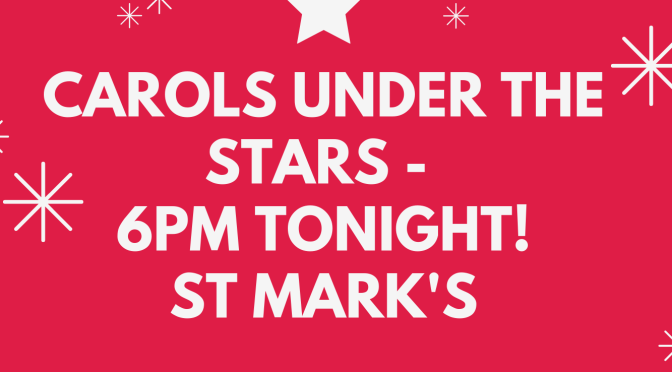 cAROLS TONIGHT