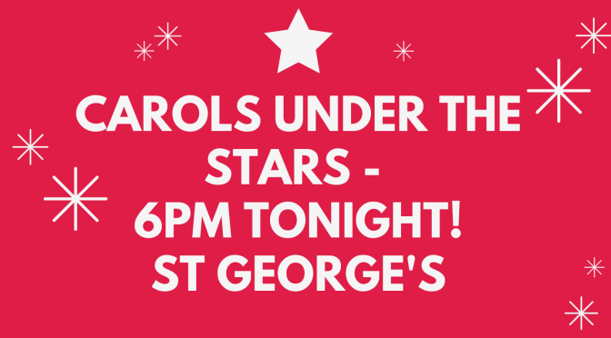 More Carols Tonight