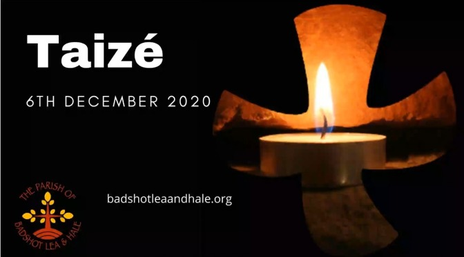 Taizé – 17th January