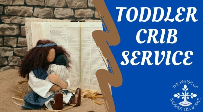 Toddler Epiphany Service
