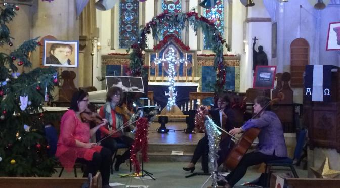 concert raises money for Macmillan Cancer Support