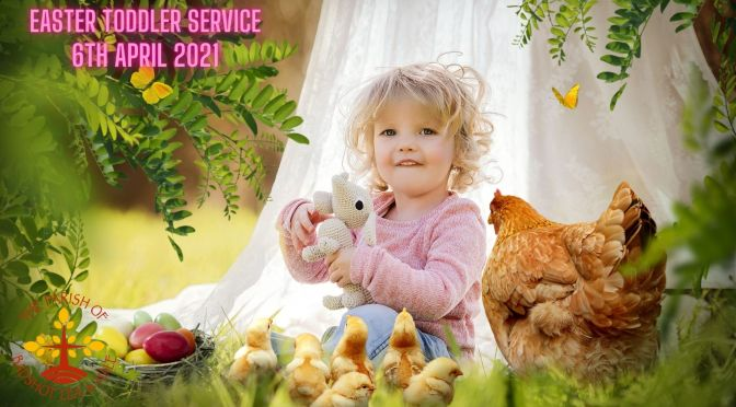 Easter Toddler Service