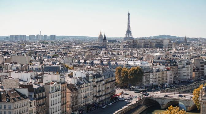 Take a trip to 'France' with our Holiday at Home