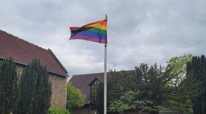 Pride services at all our Churches