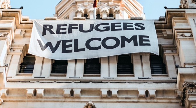 Refugee donations