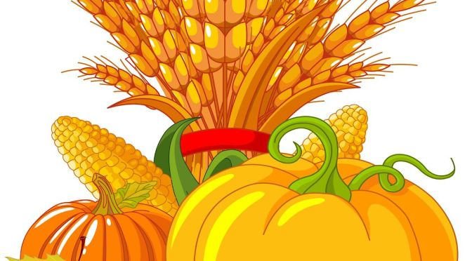 Sunday Service – Harvest 26th September